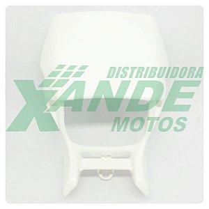 CARENAGEM FAROL XT 225 BRANCO PARAMOTOS
