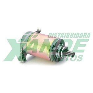 MOTOR DE PARTIDA SUZUKI YES 125 / INTRUDER 125 / STX 200 MOTARD MAGNETRON