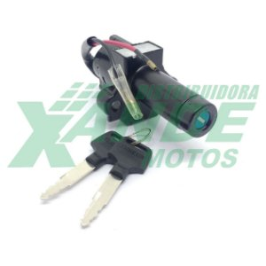 CHAVE IGNICAO CBX 250 / XR 250 / NX 400 / NXR BROS 125-150 ATE 2005 JUNKUN