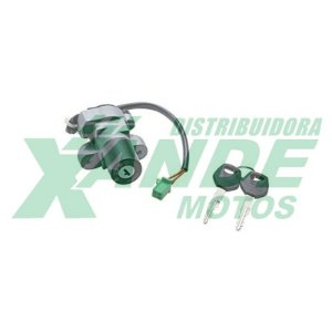 CHAVE IGNICAO SUZUKI YES 125 2011-2014 MAGNETRON