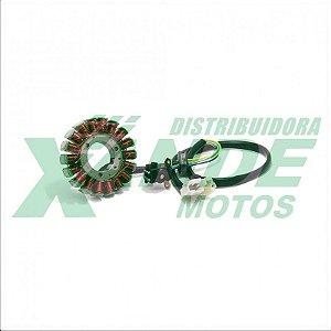 ESTATOR CPL DE BOBINAS SUZUKI YES / INTRUDER 125 / STX 200 MAGNETRON