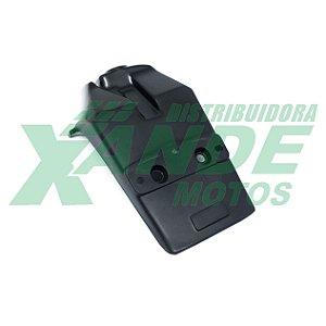 SUPORTE PLACA XLX 350 / NX 350 PARAMOTOS