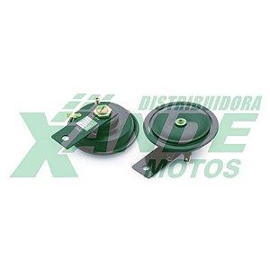 BUZINA CBX 250-XR 250 2006 EM DIANTE /NX 400 / CB 400-450  12V MAGNETRON