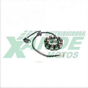 ESTATOR CPL DE BOBINAS NXR BROS 150 2009 EM DIANTE MAGNETRON