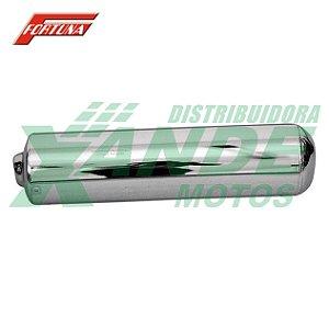 ESCAPAMENTO MODELO ORIGINAL CBX 250 TWISTER (PONTEIRA) FORTUNA