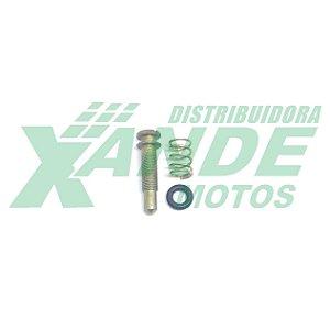 PARAFUSO REG DA LENTA TITAN 125-150 / FAN 125 TODAS SIVERST