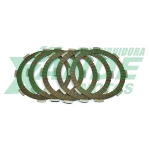 DISCO EMBREAGEM TITAN 150-160/FAN 125-150-160/BROS 125-150-160/XRE 190 SCUD