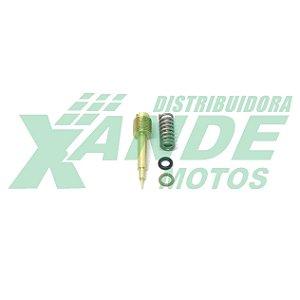 PARAFUSO REGULAGEM AR C/ MOLA CBX 250 / XR 250 SIVERST