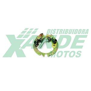 ESCOVA P/ MOTOR DE PARTIDA KAWASAKI NINJA 250/XT 225 (MOTOR MAGNETRON) MAGNETRON
