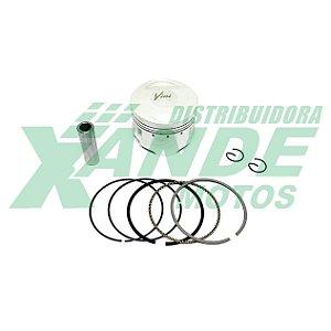 PISTAO KIT TITAN 125 2002-2004 / FAN 125 2005-2008 / NXR BROS 125 VINI   STD