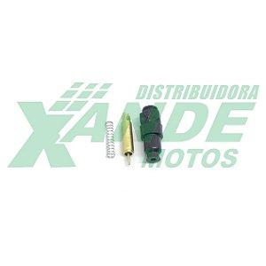 TERMINAL AFOGADOR KIT CBX 250 (TERMINAL+PISTONETE+MOLA+BORRACHA) AUTOTEC