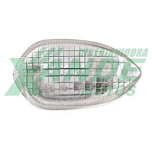 LENTE PISCA YBR FACTOR/ FAZER 150 / XTZ 150 / XTZ 250 LANDER 09-16 CRISTAL GVS