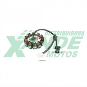 ESTATOR CPL DE BOBINAS TITAN 150 2009-2013 / FAN 150 2009-2013 MAGNETRON