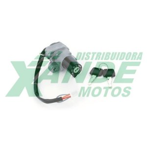 CHAVE IGNICAO SUZUKI YES 125 2005-2010 MAGNETRON