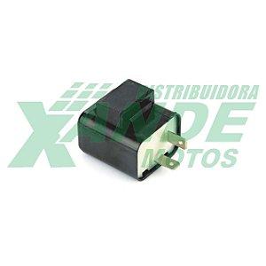 RELE PISCA 12V DAFRA LASER 150 / SPEED 150 / SUPER 100 / SUZUKI YES 125 MAGNETRO