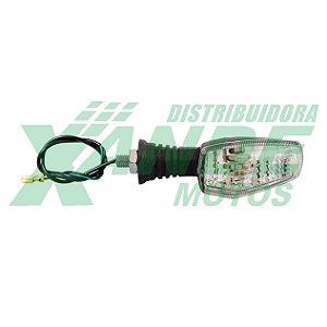 PISCA SUZUKI YES (2007 EM DIANTE) CRISTAL C/ LAMPADA GVS