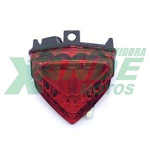 SINALEIRA CPL CB 600 HORNET 2012-2013 VERMELHA AUDAX