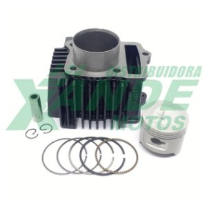 CILINDRO MOTOR KIT BIZ 100 / DREAM / WEB / POP 100 VINI