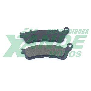 PASTILHA FREIO CB 300 / XRE 300 / HORNET [DIANT C/ABS] FABRECK (739)
