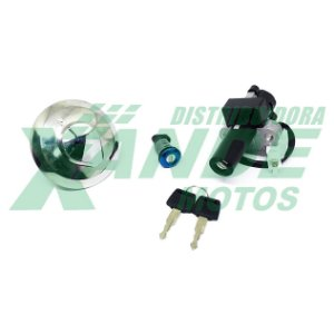 CHAVE IGNICAO (KIT) NX 400 FALCON 2006-2008 MAGNETRON