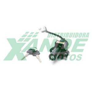 CHAVE IGNICAO CBX 250 / XR 250 / NX 400 2006-2008 MAGNETRON