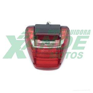 SINALEIRA CPL CBX 250 TWISTER VERMELHA PARAMOTOS