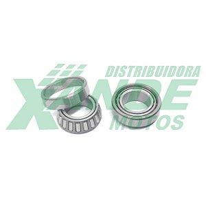 ROLAMENTO KIT DIRECAO NX 200/XR 200/XLR 125/BROS 125-150/NX 400  CONICO  AUTOTEC