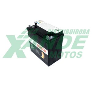 BATERIA CB 400 /CB 450/CBR 450/XT 600 TENERE 12V 9 AMPER  (SELADA) BOSCH BB9-A