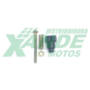 PARAFUSO REG DA LENTA CBX 250 TWISTER / XR 250 TORNADO SIVERST