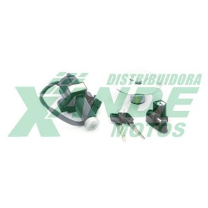 CHAVE IGNICAO (KIT) NXR BROS 150 2006-2008 MAGNETRON