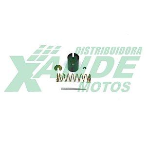PISTONETE CARBURADOR KIT (PISTONETE+AGULHA+MOLA) MOBYLETE TRILHA