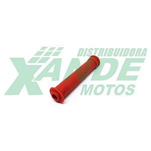 CACHIMBO VELA XLX 250-350 / CBX 250 / CB 300 MAGNETRON (SUPRESSIVO) VERMELHO