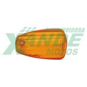 LENTE PISCA NX 400 AMARELA GVS