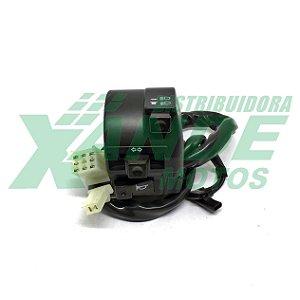 CHAVE DE LUZ NXR BROS 150 ES-ESD 2009 EM DIANTE [ 10 FIOS ] SCUD