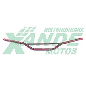 GUIDAO DT 200 / XT 225 VERMELHO METALICO STARKE RACING -OFERTA-