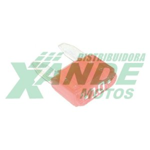 FUSIVEL ENCAIXE MINI 10 AMPERES CBX 250 / TITAN 150 (VERMELHO) MAGNETRON