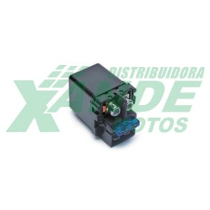 RELE DA PARTIDA BIZ 100 2012 / BIZ 110 / BROS 150 2013-2014 / BROS 160 MAGNETRON