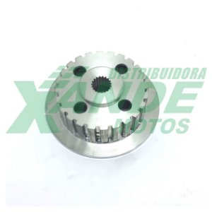 CUBO CENTRAL  EMBREAGEM CBX 250 TWISTER / XR 250 TORNADO SCUD