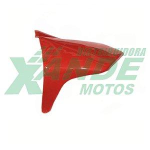 ENTRADA DE AR XLX 350  VERMELHO (ESQUERDA) PARAMOTOS