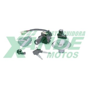 CHAVE IGNICAO (KIT) NXR BROS 150 2009-2010 MAGNETRON