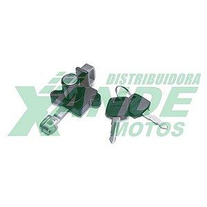TRAVA DO CAPACETE (BANCO) CBX 200 STRADA / CBX 250 TWISTER MAGNETRON
