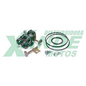 ESCOVA P/ MOTOR DE PARTIDA YAMAHA FAZER 250 2012 / XTZ 250 COMPLETA MAGNETRON