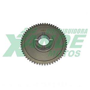 ENGRENAGEM DA PLACA DA PARTIDA TITAN 150/NXR BROS 125 2013/CG125 2009 MAGNETRON