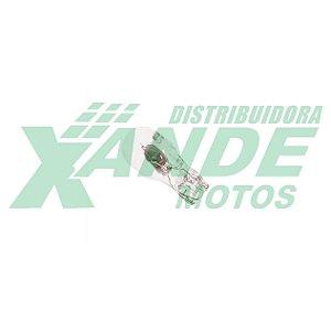 LAMPADA PISCA 12V 15W TITAN 2000/TITAN 150/CBX 250/ BIZ 125 (ESMAGADA) SCUD