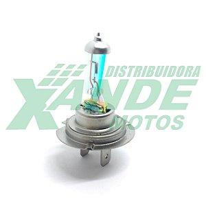 LAMPADA FAROL LED H7 12V 2.5/5.0W UNIVERSAL BRANCA STALLION