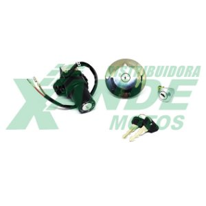 CHAVE IGNICAO (KIT) FAZER 250 2006 MAGNETRON
