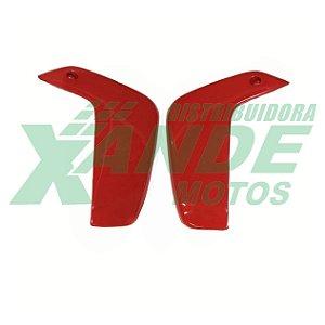 ENTRADA DE AR XLR 125 VERMELHO 1997-2002 (PAR) PARAMOTOS