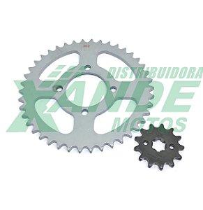 COROA E PINHAO SHINERAY 50 / TRAXX 50 (PASSE 420) [42/13] VAZ  -OFERTA-
