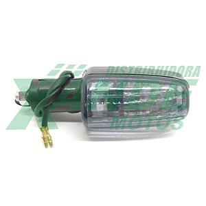 PISCA XRE 300 / CB 300 / NX 400I (DIANT ESQ / TRAS DIR) CRISTAL FUME STLU