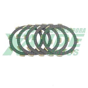 DISCO EMBREAGEM TITAN 150-160/FAN 125-150-160/BROS 125-150-160/XRE 190 COBREQ